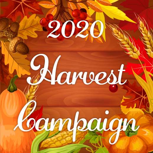 2020 Harvest Campaign