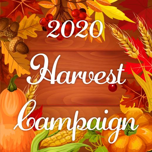 2020 Harvest Campaign