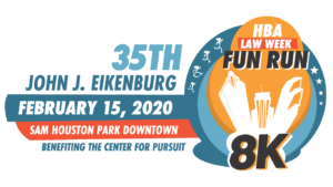 Law Week Fun Run 2020 logo