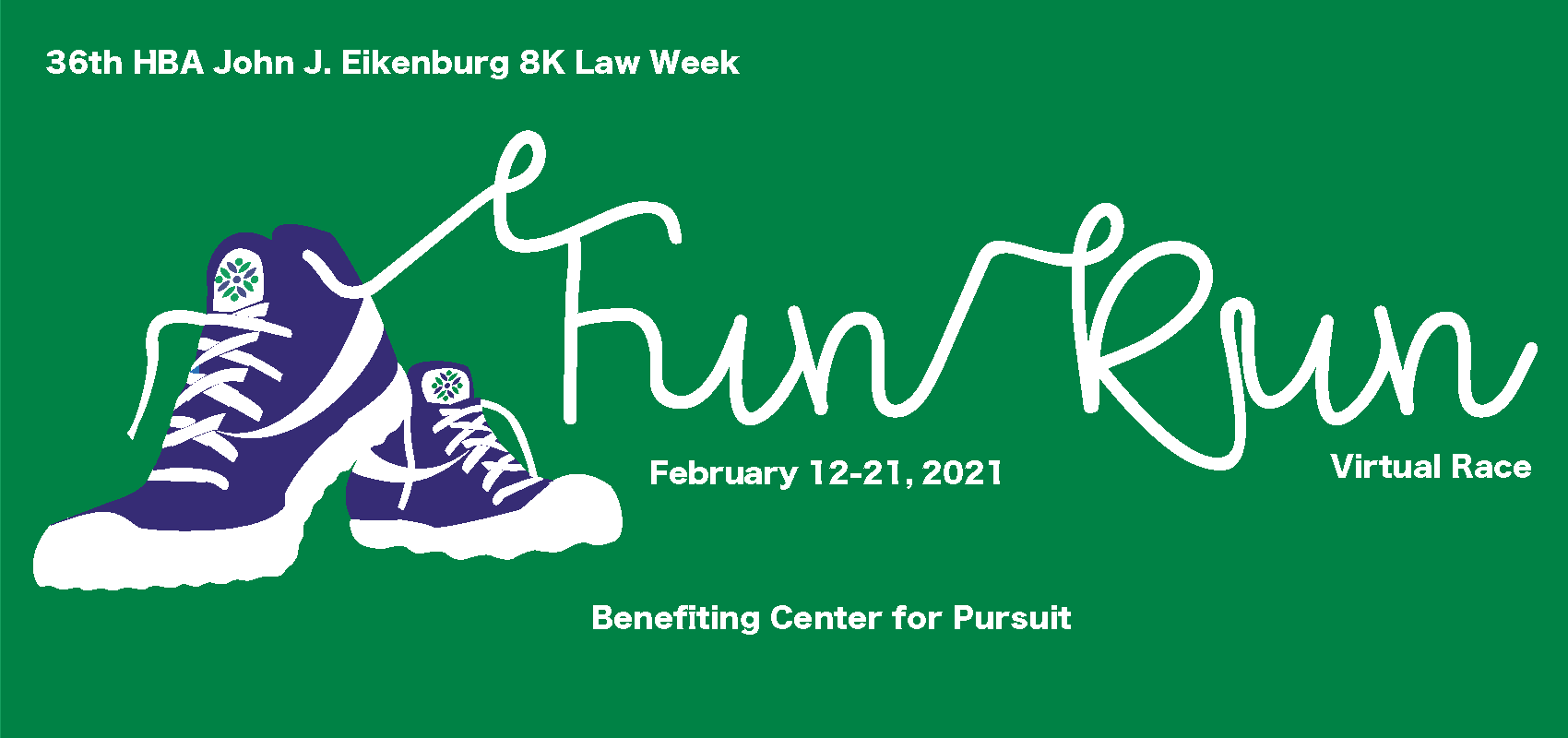 2021 Law Week Fun Run logo