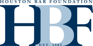 Houston Bar Foundation logo