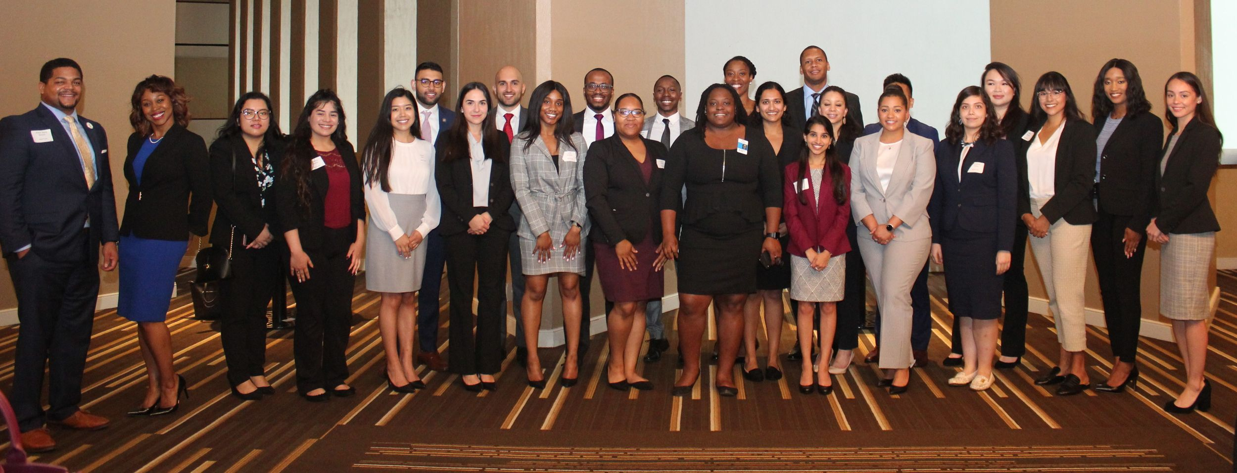 Law students participating in the 2019 MOILP Summer Clerkship Program
