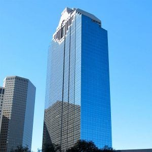 Houston Bar Association's Offices located in Heritage Plaza